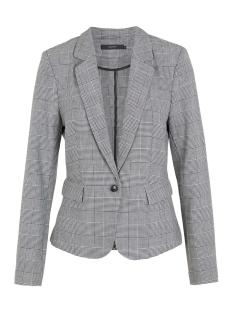 Vero Moda Blazer VMJULIANE LS BLAZER CHECKED 10223637 Grey/WHITE