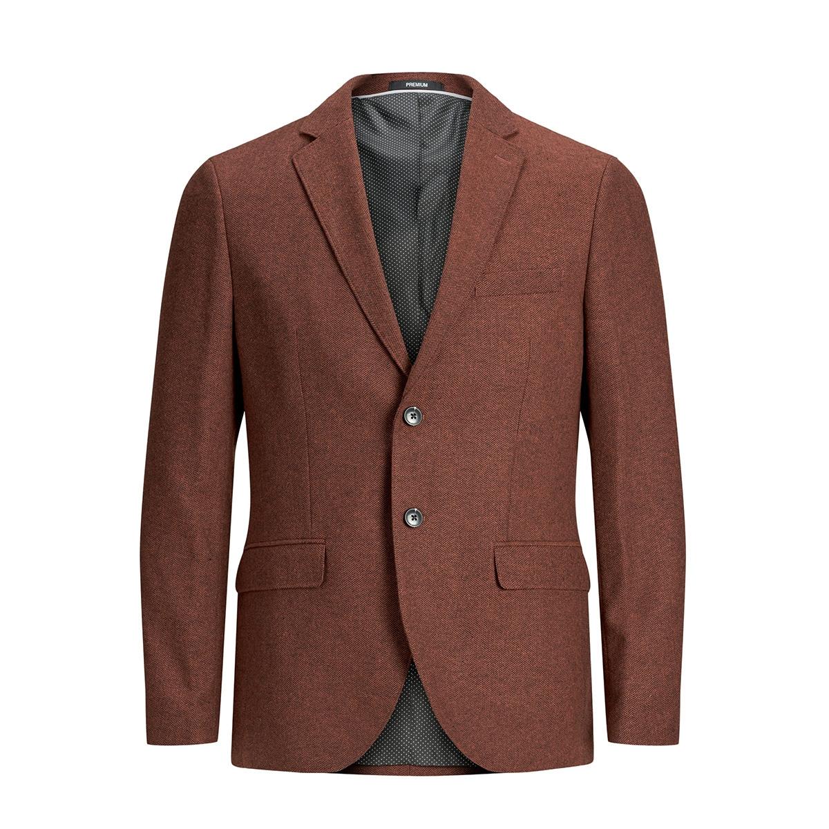 jprcolton  hawk blazer sts 12161344 jack & jones colbert picante/slim fit