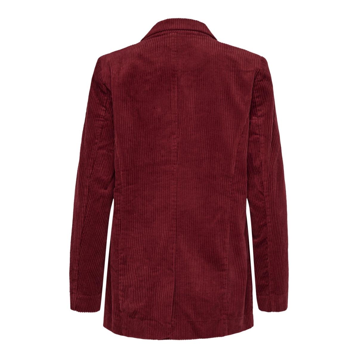 jdykira double breasted blazer pnt 15184439 jacqueline de yong blazer syrah