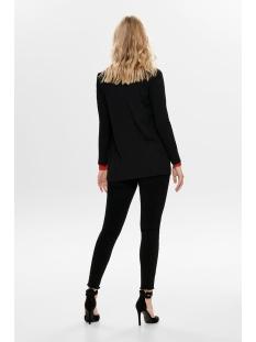 jdygeggo treats  l/s blazer jrs 15180572 jacqueline de yong blazer black