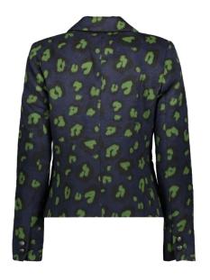 blazer leopard 95500 geisha blazer navy/green