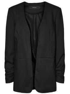 Vero Moda Vest VMINEZ LS LONG BLAZER 10223030 Black
