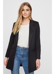 vmjaney l/s long blazer color 10227531 vero moda blazer black