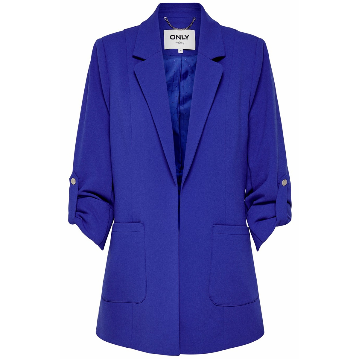 onlkayla-rocky 3/4 blazer tlr 15198947 only blazer spectrum blue