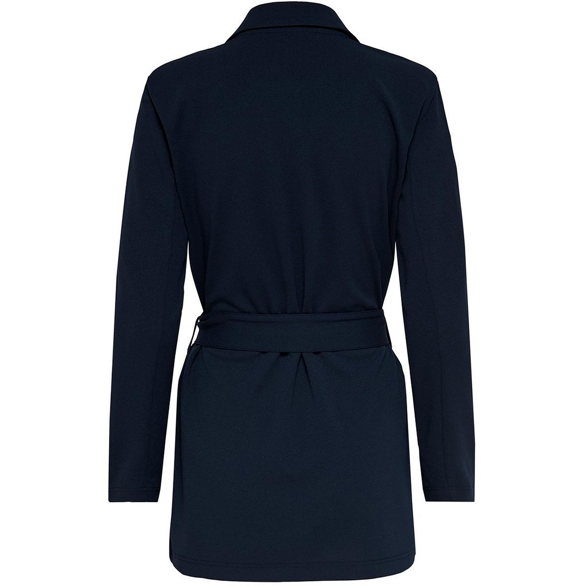 jdyone catia treats l/s blazer jrs 15196959 jacqueline de yong blazer navy blazer