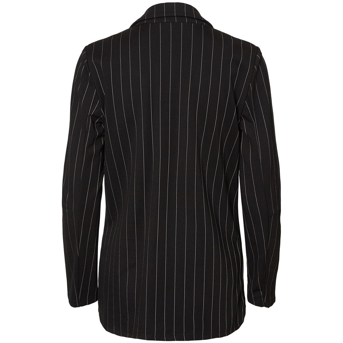 nmginnie l/s blazer 27010945 noisy may blazer black