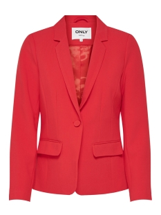 onlnico-lely fitted blazer tlr 15195041 only blazer high risk red