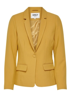 Only Blazer ONLNICO-LELY FITTED BLAZER TLR 15195041 Spruce Yellow