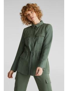 blouseachtige jasje in utility stijl 020ee1g349 esprit blazer e350