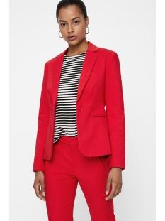 vmvictoria ls blazer color 10199385 vero moda blazer goji berry