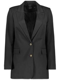 Vero Moda Blazer VMGUDRUN L/S LONG BLAZER TLR 10225816 Black