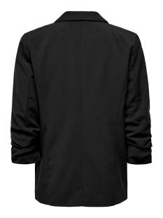 jdycharming 3/4 blazer wvn noos 15203840 jacqueline de yong blazer black