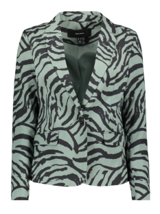 VMKOURTNEY EVA LS BLAZER TLR GA 10227897 Laurel Wreath/KOURTNEY