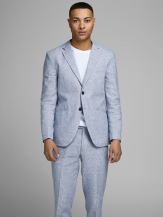 Jack & Jones Colbert JPRBLAROCCO BLAZER 12170864 Light Blue