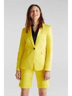 Esprit Collection Blazer BLAZER MET STRETCH EN FIJNE GLANS 040EO1G305 E750