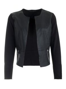 Only Blazers OnlHope Kim Pu Mix Jacket 15103197 black
