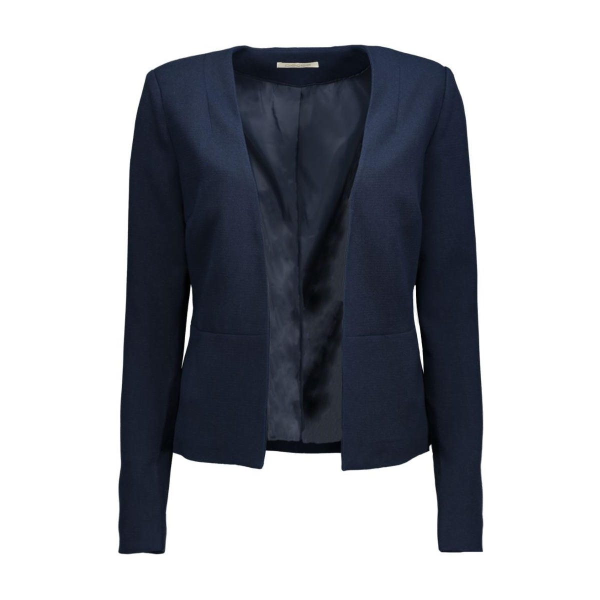 pcnattie blazer 17072069 pieces blazer navy blazer