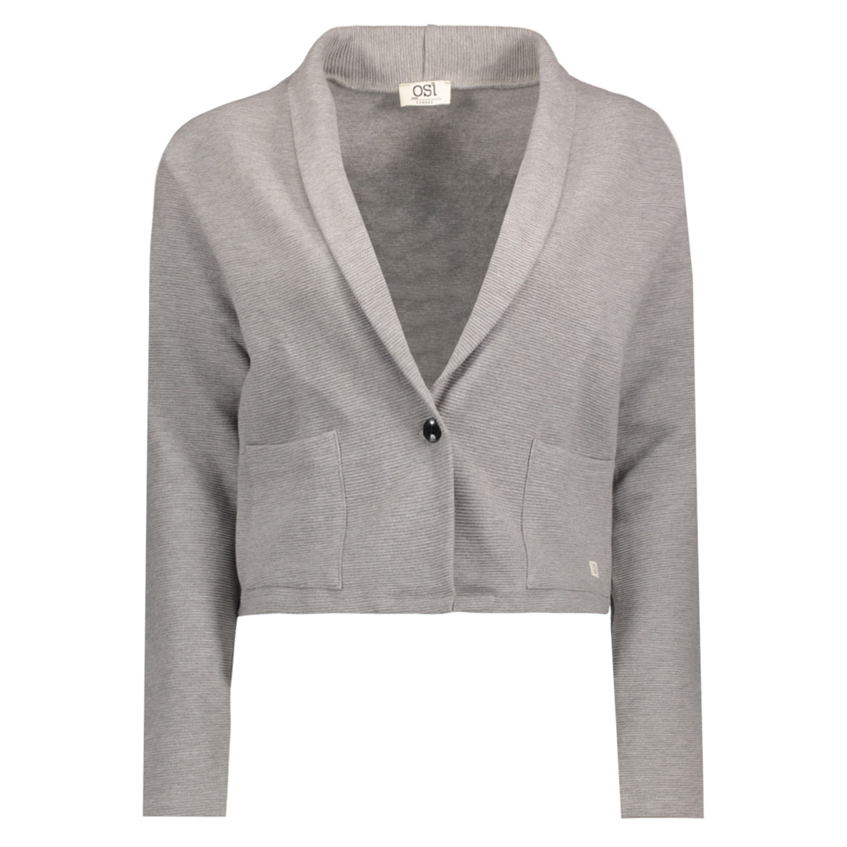 940944 osi femmes blazer grey
