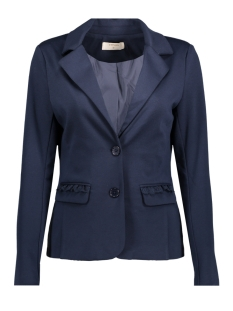 Cream Blazer 10603571 ANETT BLAZER NAVY BLUE