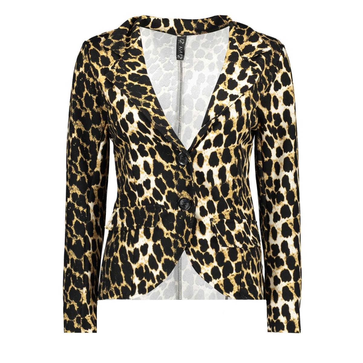 3254 blazer iz naiz blazer leopard