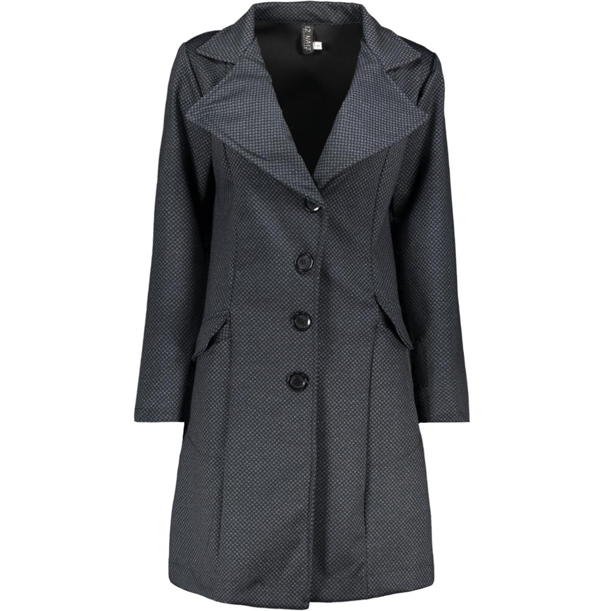 2313 print jacket iz naiz blazer navy