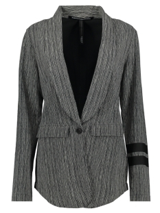 10 Days Blazer BLAZER THIN STRIPE 20 509 9101 CHARCOAL