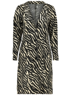 IZ NAIZ Blazer LONG BLAZER 3579 BROWN ZEBRA