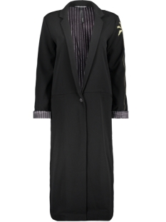 10 Days Blazer LONG BLAZER 20 501 9103 BLACK
