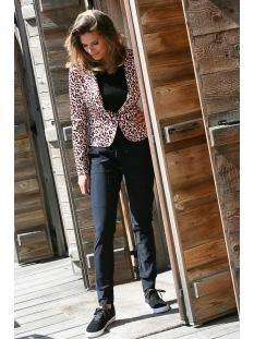 Zoso Blazer SIMA TECHBLAZER  PRINT 195 BLACK/WINTERBRIQUE