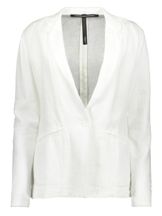10 Days Blazer BLAZER LINEN 20 504 0201 1001 WHITE