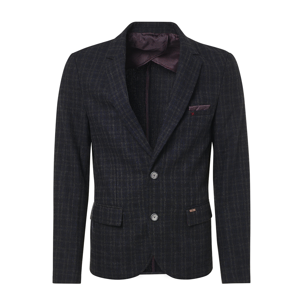 checked blazer 92910804 no-excess colbert 078