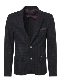 NO-EXCESS Colbert CHECKED BLAZER 92910804 078