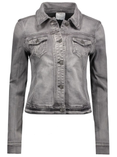 vmmora ls denim jacket mix gu558 10160832 vero moda jas medium grey denim