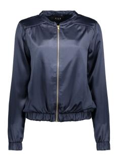 vicentri bomber jacket 14038010 vila jas total eclipse