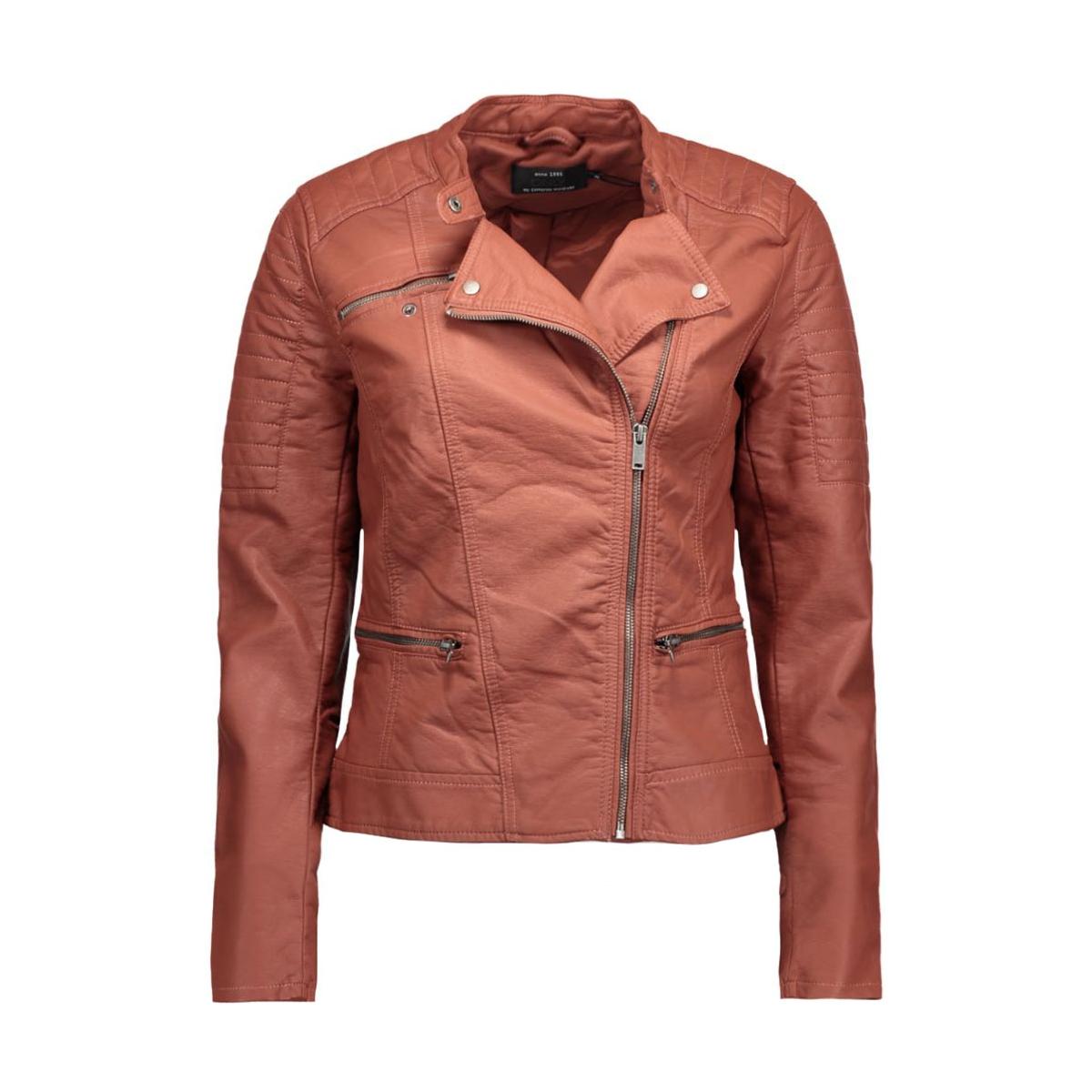 onlnew start faux leather biker cc 15118846 only jas henna