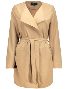 Vila Jas VICAN COAT TB 14036538 Dusty Camel