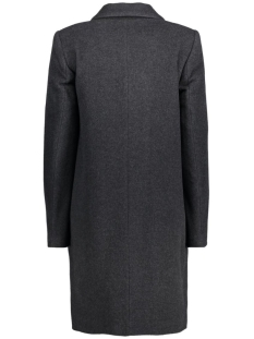 30101203 verona peacoat ow inwear jas 10085 dark grey melange