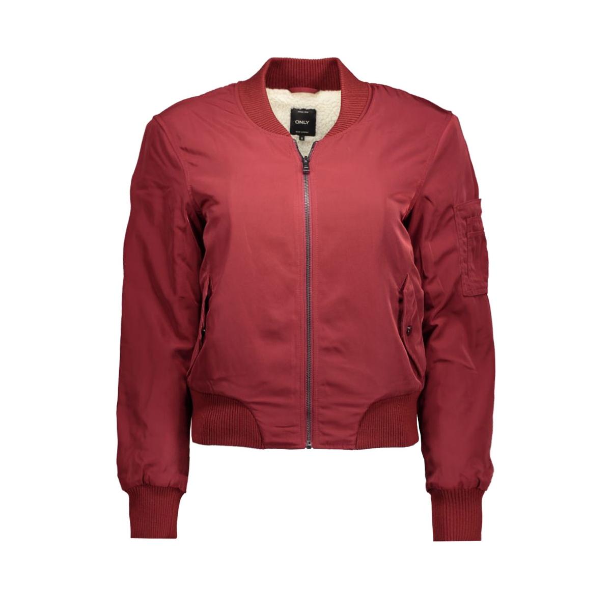 onlfulton bomber jacket otw 15117247 only jas syrah