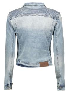 onlchris emb dnm jacket bj 15119432 only jas light blue dennim