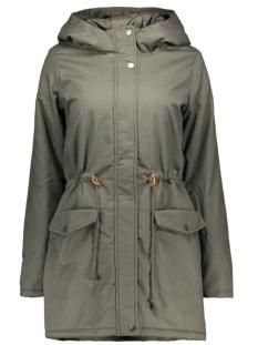 jdymandy aw parka jacket otw 15121533 jacqueline de yong jas dusty olive
