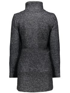 vmopacity 3/4 jacket 10133244 vero moda jas dark grey melan/melange