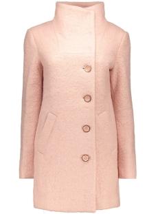 vmopacity 3/4 jacket 10133244 vero moda jas mahogany rose