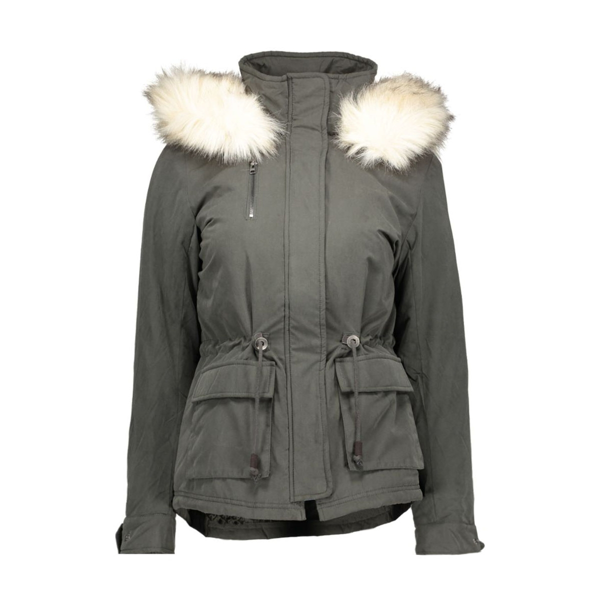 onlstarlight fur parka cc otw 15118859 only jas peat