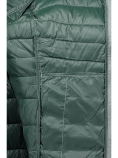 onltahoe contrast hooded jacket  cc 15118836 only jas balsam green