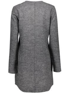 vicille zip jacket 14038999 vila vest dark grey melange