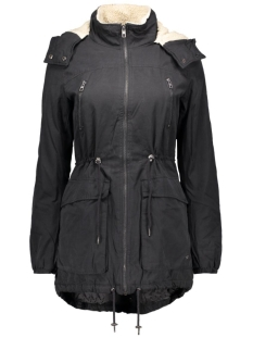 Only Jas onlANNA PARKA JACKET CC OTW 15118829 Black