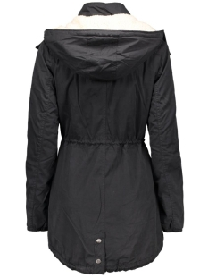onlanna parka jacket cc otw 15118829 only jas black