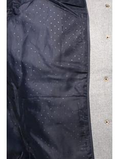 vmanke rich 3/4 wool jacket a 10159255 vero moda jas light grey melange