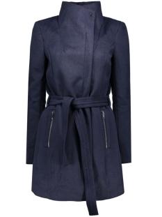 vmcall rich 3/4 wool jacket a 10159247 vero moda jas navy blazer
