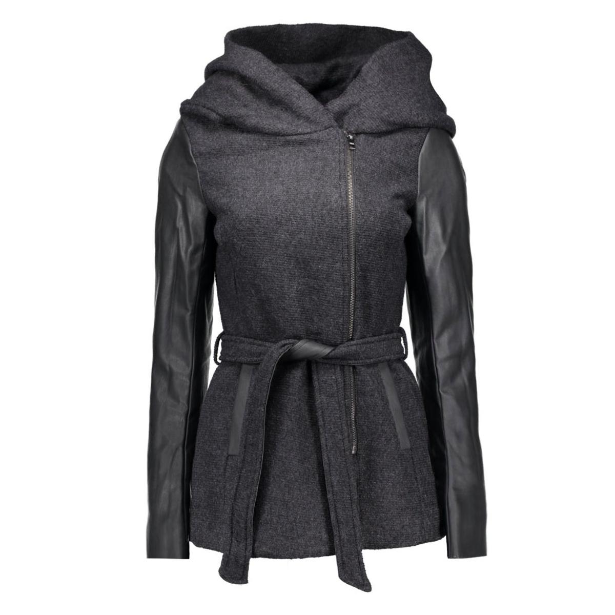 onllisford  wool coat cc otw 15118824 only jas black